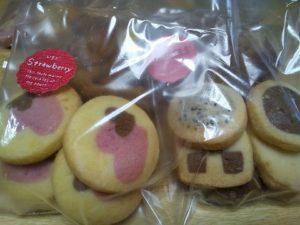 たまらん堂のクッキー